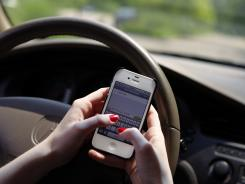 Sobering: A survey finds teens believe the best way to reduce texting while driving is by being in a crash.