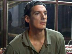 American journalist Austin Tice, shown in this July photo, has been missing in Syria for more than a week.