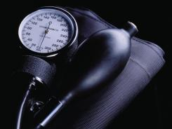 The American Heart Association advises men to check their blood pressure at least every two years.