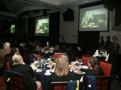 A tribute luncheon to President Ford in Tampa on Monday. The Michigan Republican Party helped bring the event together during the Republican National Convention.