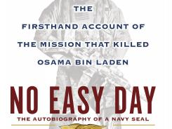 Book cover image released by Dutton shows &quot;No Easy Day: The Firsthand Account of the Mission that Killed Osama Bin Laden,&quot; by Mark Owen with Kevin Maurer.