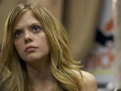 "Actress Dreama Walker in a scene from ""Compliance."""