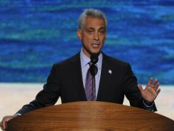 Chicago Mayor Rahm Emanuel will raise money for a pro-Obama super PAC.