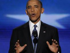 """President Obama wants to """"rally around a set of goals."""""""