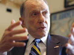 Former Sen. Arlen Specter, D-Pa., a survivor of Hodgkin's disease, is now battling non-Hodgkin's lymphoma.