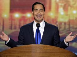 Castro: Mayor of San Antonio will be 38.