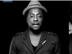 2008 music video: will.i.am created this for Democratic presidential nominee Barack Obama.