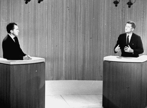 John F Kennedy debate