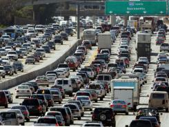 More people are commuting in groups, according to a USA TODAY analysis.