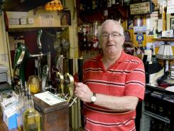 Garry Pepper' pub, Pepper's Bar in Feakle, County Clare, Ireland, has been forced to innovate to attract business in the face of the many challenges facing Ireland's pubs.