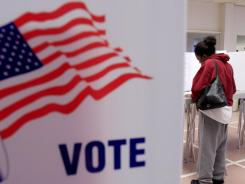 Thirty-two states allow early in-person voting, and all states permit some level of absentee voting.
