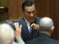 Are fact-checkers biased against Mitt Romney?