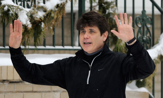rod blagojevich house. girlfriend house Blagojevich