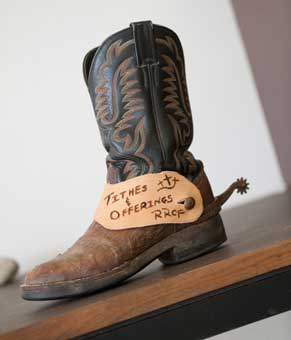 an old cowboy boot makes an old cowboy bEric Church Cowboy Boots