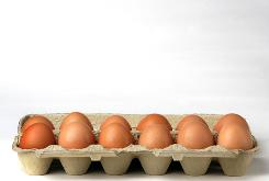 Eggs sold under more than a dozen brand names are involved in the recall.
