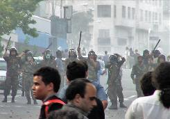 Iran: June 20, 2009 protests.