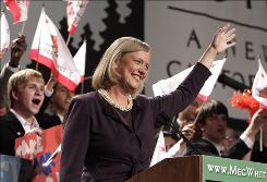 Ex-CEO of eBay: Meg Whitman wants to be governor of California.