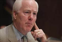 Sen. John Cornyn is a member of the Senate Judiciary Committee.