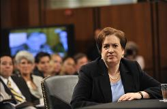 Elena Kagan, Supreme Court nominee, has said she would respect legal precedent.