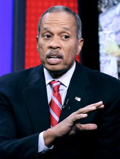 Political analyst Juan Williams