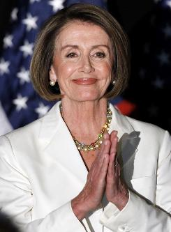 Nancy Pelosi: Will face challenger for House minority leader.