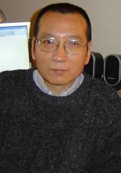 The 2010 Nobel peace laureate Liu Xiaobo has just finished a year of an 11-year prison sentence in China. 