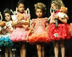 The Southern Celebrity Beauty pageant in Charleston, W.Va., in a scene from &quot;Toddlers &amp;amp; Tiaras&quot; on TLC.