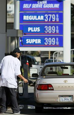 Fuel source: The U.S. imports more than half its oil.