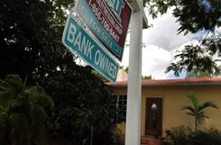 Toxic mortgages: Major banks bundled and resold toxic loans as safe investments.