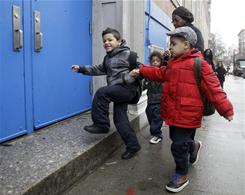 New York City's Education Department is set to lay off more than 4,000 teachers.