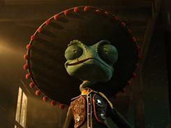 Paramount Pictures says Rango is not a smoking character.