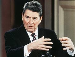 '86 Libya raid: President Reagan ordered a bombing raid that barely missed Moammar Gadhafi.