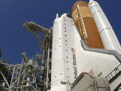 Endeavour: The U.S. space shuttle program will end this year.