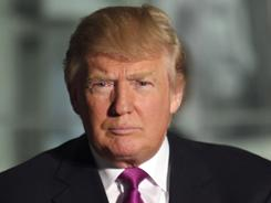 Trump: Businessman, reality TV star.
