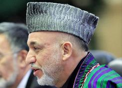Afghan leader: Hamid Karzai's words draw U.S. criticisms, but is America his intended audience?