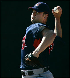 Joe Borowski, who saved 36 games for the NL?s Marlins last year, gets the closer?s nod with the AL?s Indians this year.