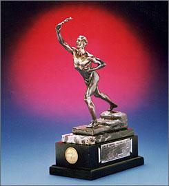 The James E. Sullivan Award.
