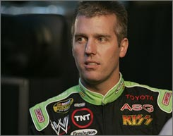 Jeremy Mayfield has yet to make the cut in his two Nextel Cup qualifying attempts this season.