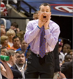 Once Billy Donovan started being more selective with his recruiting efforts at Florida, the Gators rapidly rose among the nation's elite men's basketball programs.