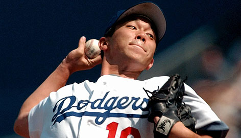 Hideo Nomo started the latest trend of Far Eastern baseball stars moving to North America when he joined the Los Angeles Dodgers in 1995. That year, Nomo won top NL rookie honors, led the league in strikeouts and made the All-Star team.