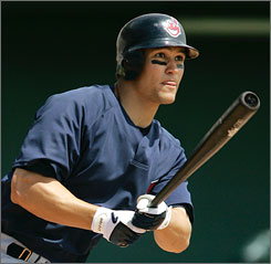 Grady Sizemore's Indians scored more runs than all but one team in baseball but finished fourth last season in the AL Central.