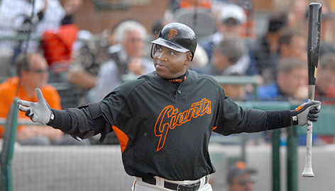Giants left fielder    Barry Bonds has been a star on the field and a financial success off the field.