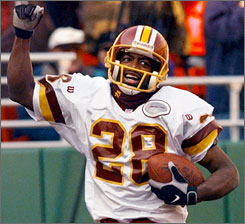 Darrell Green may become the sixth member of the Class of 1983's first round to enter the Hall of Fame when he becomes eligible in 2008.