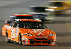 Tony Stewart led a race-high 132 laps at Phoenix International Raceway last weekend, but felt NASCAR officials went too far by throwing four yellow flags for debris.