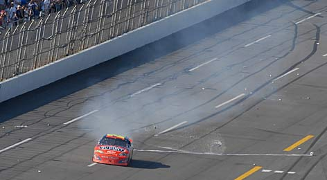 jeff gordon phoenix burnout. Jeff Gordon