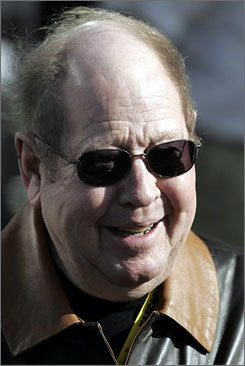 Bill France Jr., one of the innovators of NASCAR and its chairman for 31 years, passed away Monday at 74. (2005 photo).