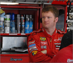 Dale Earnhardt Jr. is scheduled to announce his intentions for next season at a news conference slated for 11 a.m. on Wednesday.