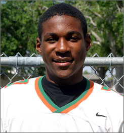 Pompano Beach (Fla.) Ely cornerback Patrick Johnson has both Miami and Southern Cal hot on his trail.