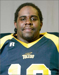 "The NCAA is investigating Toledo's athletic program after Harvey ""Scooter"" McDougle Jr. was charged in March with trying to rig football and basketball games."