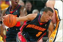 Monta Ellis eventually took control of his high school class back in 2005. Will anyone do the same for the Class of 2008?